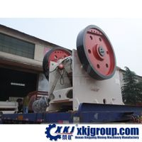 Small Mining Primary PE400 x 600/ 750x1060 Jaw Crusher