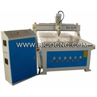 4x8 Plywood CNC Router Plywood Sheets Cutting Machine W1325V