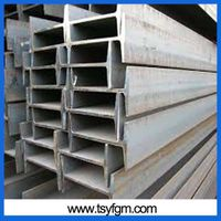 SS400 hot rolled steel h beams/h section steel/i beams