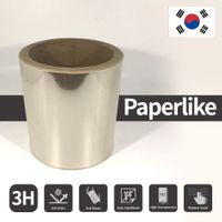 Paperlike protection film