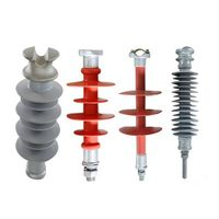 pin type insulator and polymer insulator for 33kv pin insulator thumbnail image