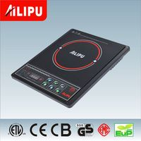 Push button and black crystal plate model SM-A8