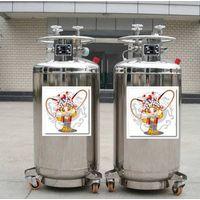 600L Cryogenic Liquid Oxygen/Nitrogen/Argon Storage and Transport Cylinder