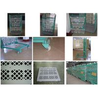 Logistic Cart, Hand Truck and Trolley, Warehouse,Store and Supermarket Shopping, Hotel thumbnail image