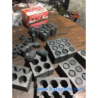 High Purity Customized Sintering Graphite Mould with Plungers thumbnail image