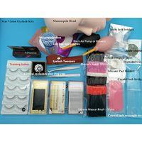 Wholesale Eyelash Extension training kit lash tools accessory
