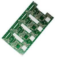 10 Sets 4 Layers Board Panelized Multilayer PCB