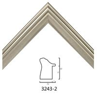 Cheap European Art Frame Moulding 3243