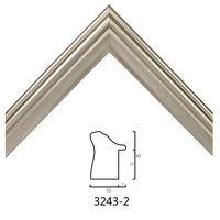 Cheap European Art Frame Moulding 3243