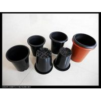 Attractive quality customize plastic flower pot product