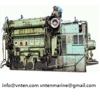 Used(2nd-hand) Diesel Engine and Generator Set