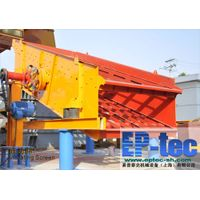 Hot sale gold mining vibrating screen with low price