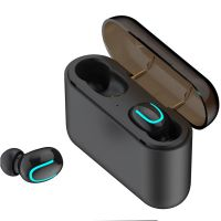 GlobalCrown HBQ-Q32 Wireless Earphones Bluetooth Earphone 5.0 Wireless Earbuds