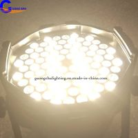 High Brightness DMX Stage RGBWA 84pcs3W LED Par Can Light