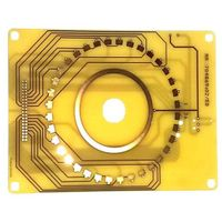 hard gold with Edge connector gold pcb