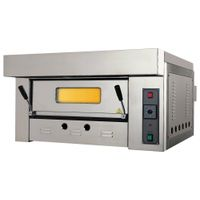 PIZZA GAS OVEN - 1 deck