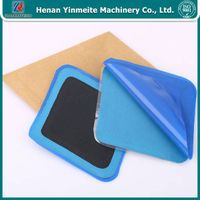 Cold bond repair rhombus Patch for conveyor belt