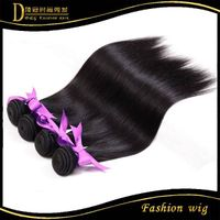 Wholesale human hair weaving unprocessed brazilian peruvian indian malaysian human hair bundles