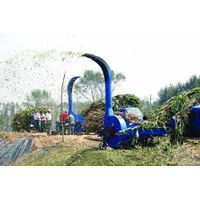grass crush machine