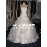 Guangzhou  wedding Dresses K007