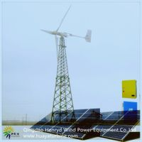 HLD 30KW Wind turbine generator with on grid system kit
