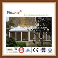 Oem popular style best seller lows glass sunroom
