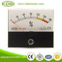 Instant flexible BP-670 DC10V 180% voltage load meter