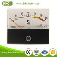 Instant flexible BP-670 DC10V 180% voltage load meter