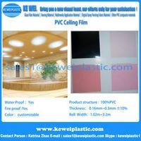 Colorful PVC Ceiling Film thumbnail image