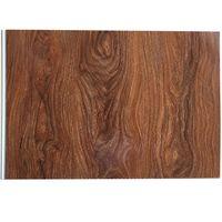 decorative 2017 new design wood wall board laminate pvc wall panel