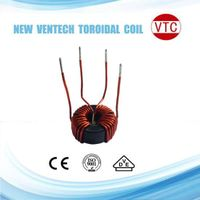 Toroidal Coil Structure and High Frequency Usage pcb mount transformer