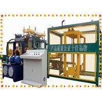 QT4-15 fully automatic concrete block making machine
