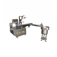 SINGLE SUGAR WRAPPING MACHINE WITH PHOTOCELL