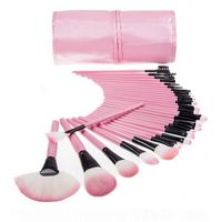 Sofeel new design 32pcs makeup brush set OEM ODM factory