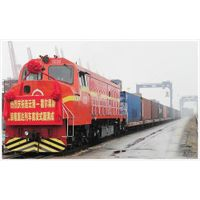 Chinese mainland to Mongolia international railway transportation