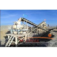 Sand making production line price