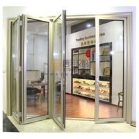 High Quality Bi Fold Door in China