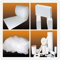 Refractory material/heat insulation,ceramic fiber blanket/board/paper