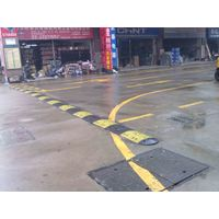 High Loading Capacity Road Speed Hump rubber Speed Bump
