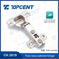 Top Selling two way concealed cabinets door hinges for furniture cabinet
