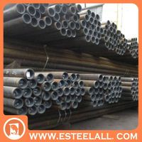 astm/API erw black or galvanized spiral weld steel