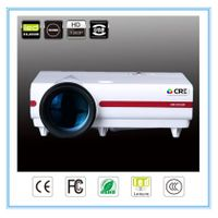 1080p home theatre projector led projector/ CRE X1500NX