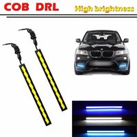 Factory direct mitsubishi asx car 12w led drl for honda jazz daytime running light