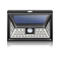 New Outdoor Solar 46LED Motion Detection Sensor PIR Security Lighting thumbnail image
