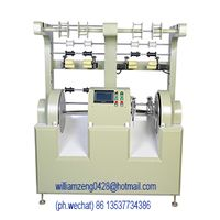 packing tape machine with 4 disc wraping