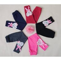 children girl winter/fall  double layer thick pants trousers thumbnail image