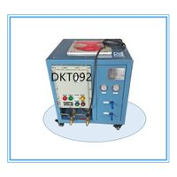Dkt092 R290/R600A/R32 Explosion-Proof Refrigerant Recovery Reclaim Recharge System