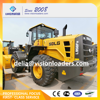 L956FH Wheel loader SDLG LG956L L956F L956FH Shovel loader for sale