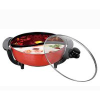 Chinese Two Tastes Electric Stewed Hot Pot (SX-32A) thumbnail image
