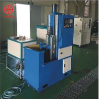 High frequency gear shaft CNC induction hardening machine